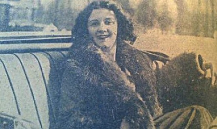 Magda Demetrescua impresionat un juriu select la primul concurs Miss România din istorie, în anul 1929, când avea numai 17 ani
