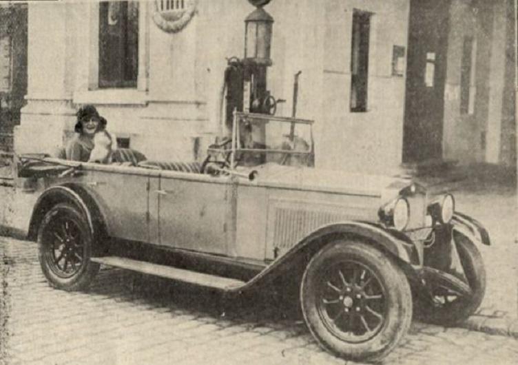 Magda Demetrescu a primit premiul un automobil Ford pentru că a câștigat primul concurs Miss România din istorie, în 1929, pe când avea doar 17 ania