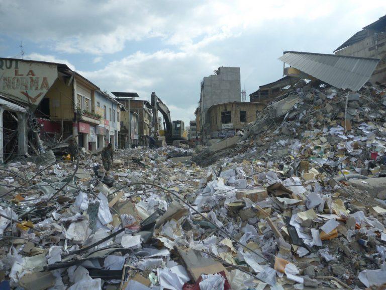 Cutremur DEVASTATOR! 7,5 grade pe scara Richter! Pagubele sunt URIASE