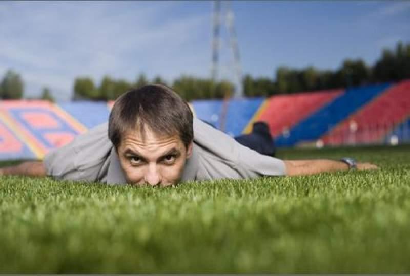 Dan Negru este suporter Steaua București