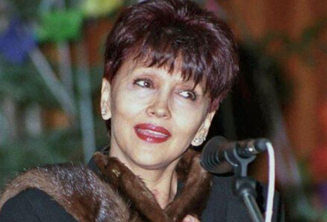 Dida Drăgan, cântăreață