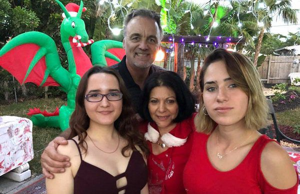Familia Elenei Cârstea