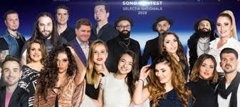 Participanți Finală Eurovision România 2019