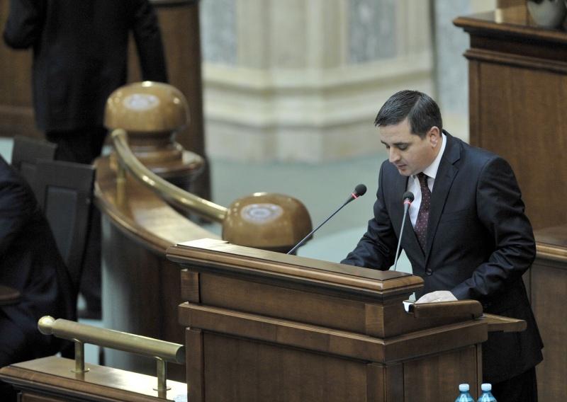 Fostul senator Marius Isăilă