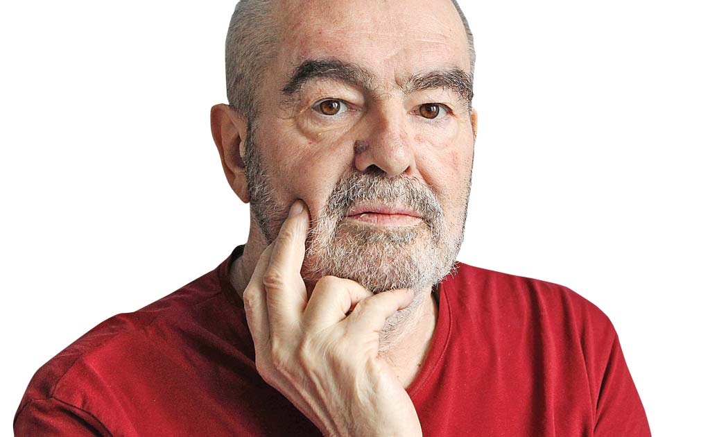Scriitorul George Stanca