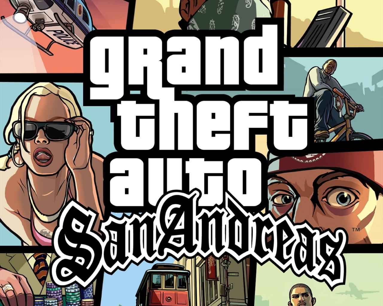 GTA San Andreas este apreciat mai ales în rândul tinerilor