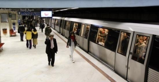 Grav incident la stația de metrou din Apărătorii Patriei