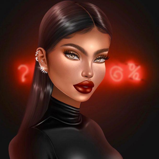 Isis este creator de moda IMVU
