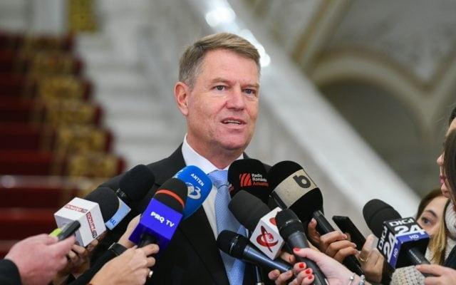 Iohannis, reacție dură pe tema bugetului