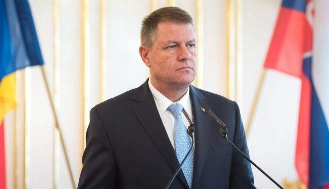 Klaus Iohannis, un nou atac la adresa lui Liviu Dragnea