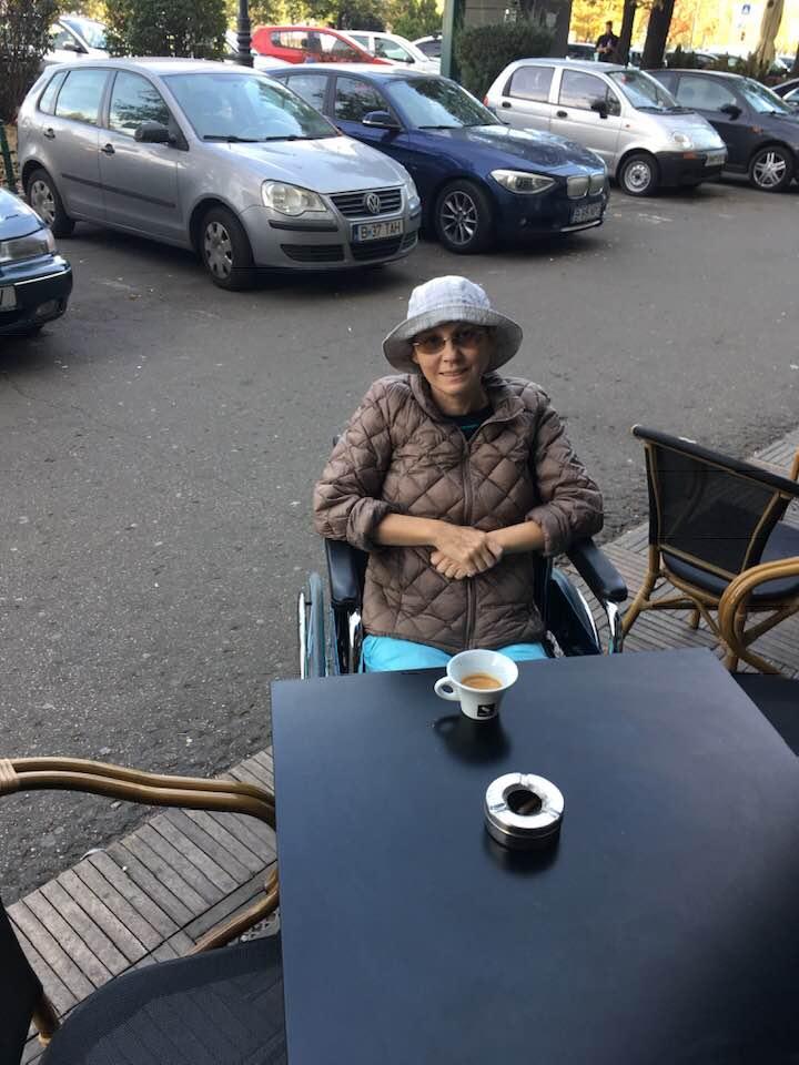 Miriam Eugenia Soare, umilită într-un spital din Germania: Am zăcut ca un câine