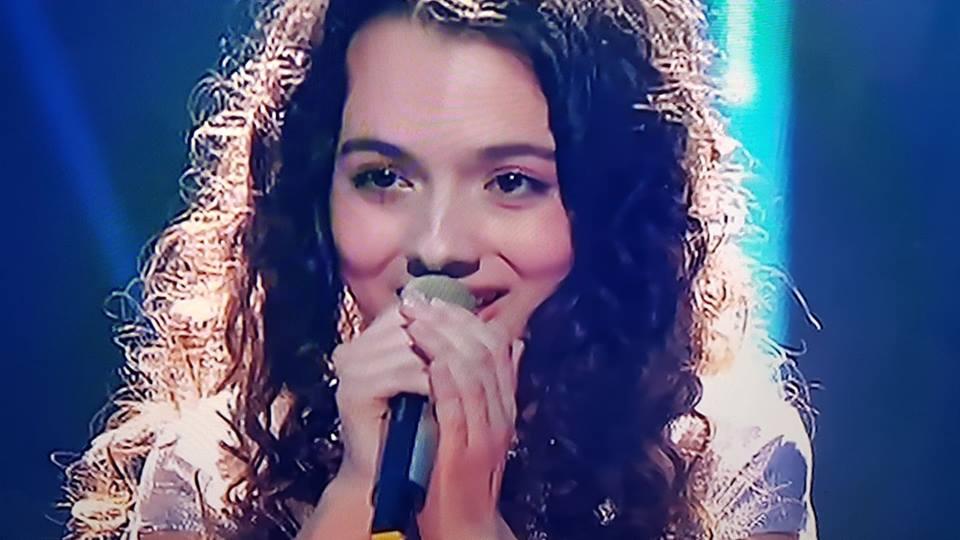 Laura Bretan, apariție la Eurovision