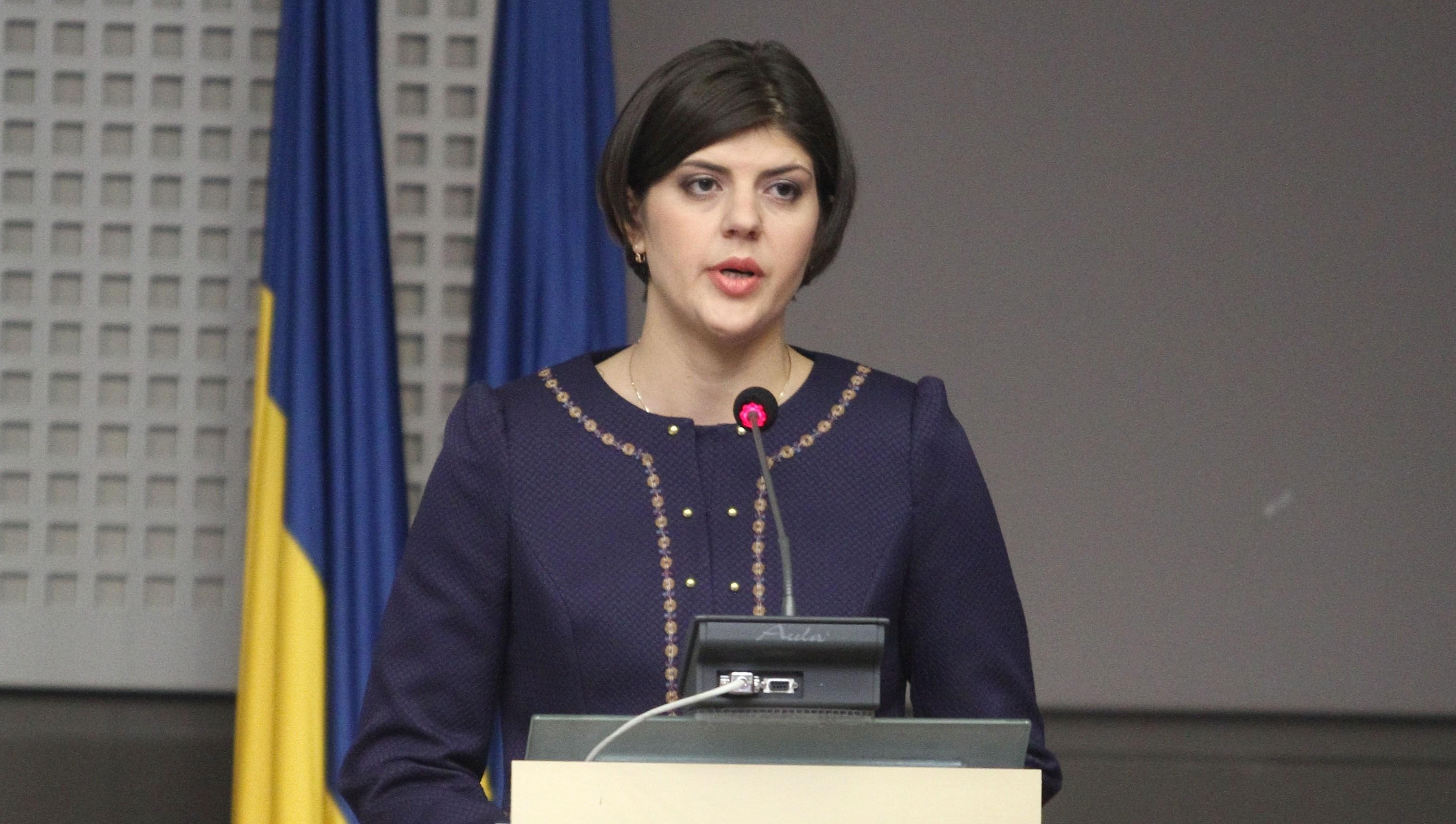 Laura Codruța Kovesi nu este eligibilă pentru funcția de procuror-șef