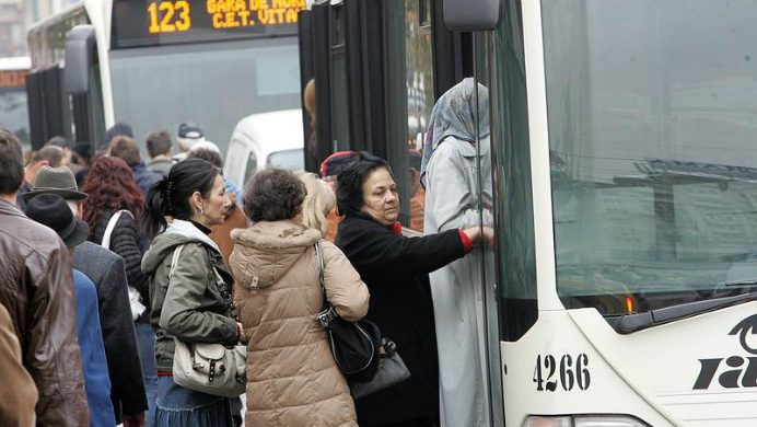 Locuitorii din Capitală au tot mai multe nemulțumiri la adresa STB