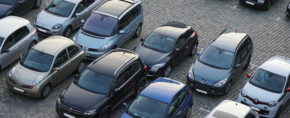 Mașini ANAF. Noi autoturisme vor fi scoase la licitație de ANAF în februarie