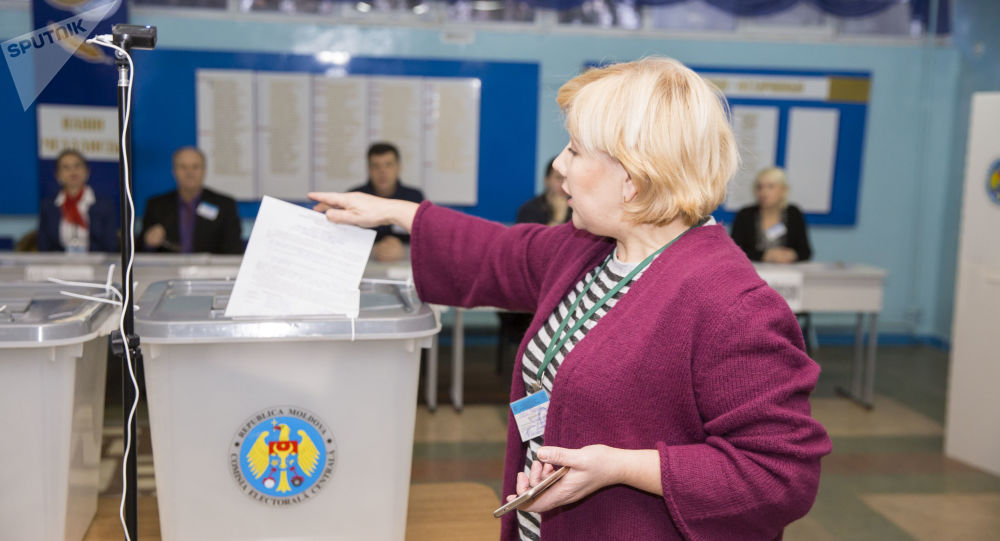 Iată mesajul unei tinere din Chișinău despre votul pentru alegerile parlamentare din țară!
