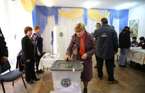 Azi sunt alegerile parlamentare în Republica Moldova