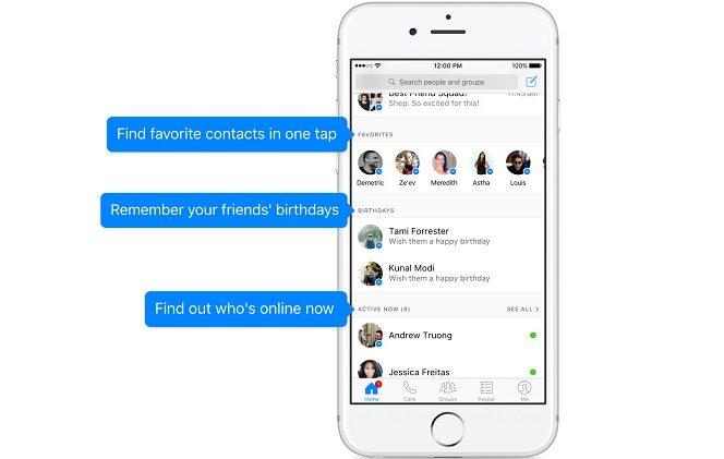 Messenger poate șterge acum mesajele trimise greșit