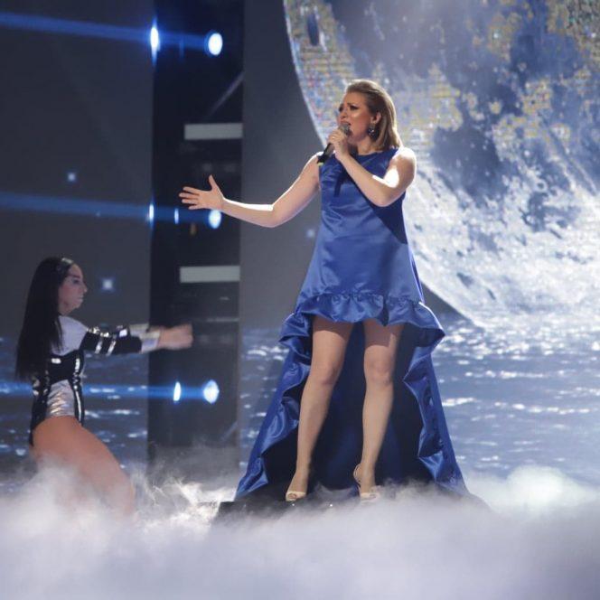 Mirela Vaida acuză sistemul de vot de la Eurovision
