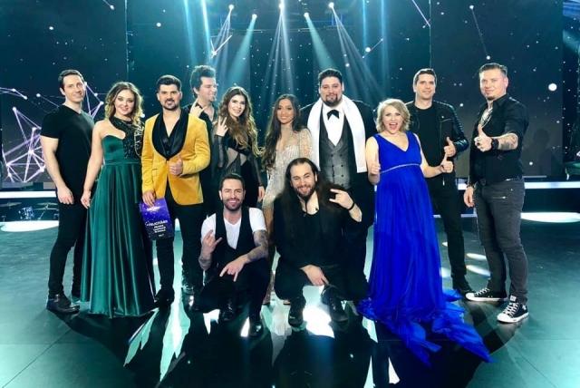 Mirela Vaida s-a înscris la Eurovision cu melodia Underground