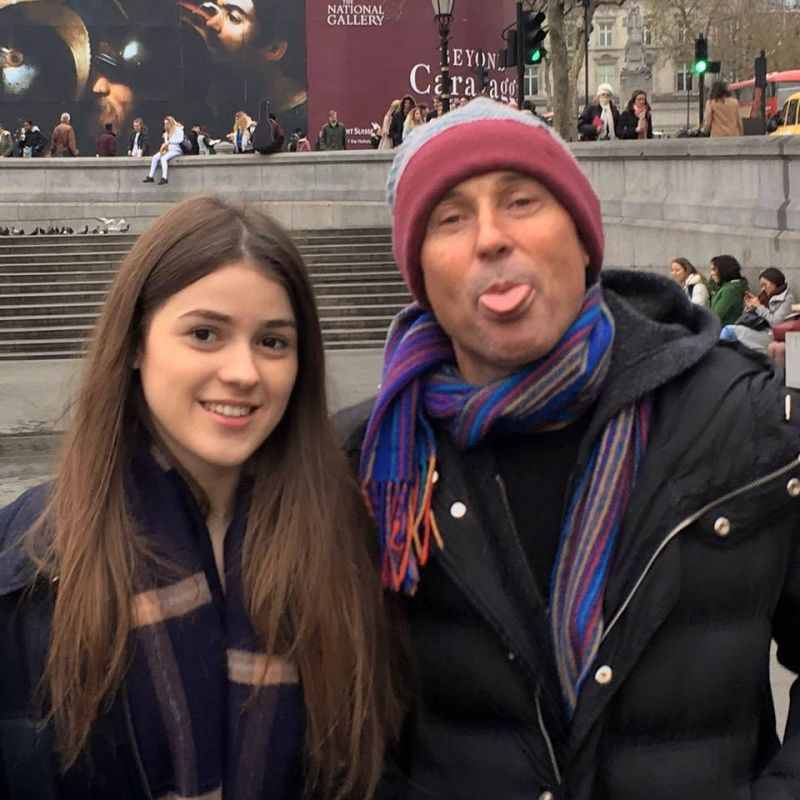 Ivona Mihăescu, fiica lui Garcea din Vacanța Mare, s-a mutat la Londra. Cum arată. FOTO