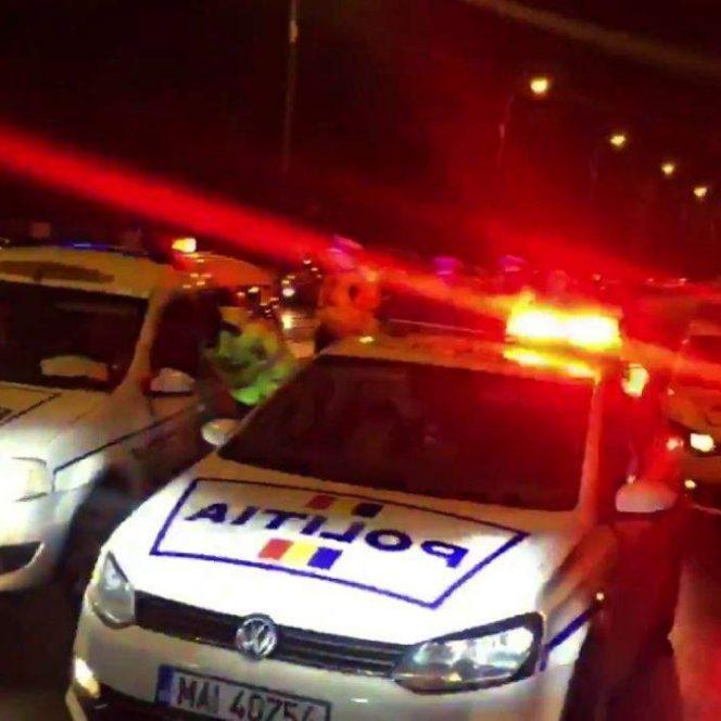 Incident grav. Polițiștii au împușcat o femeie din greșeală