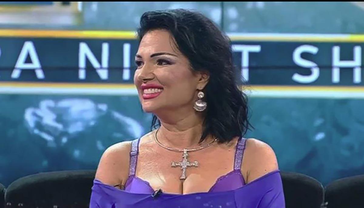 Ozana Barabanța, prima apariție la TV după operația de micșorare de sâni!