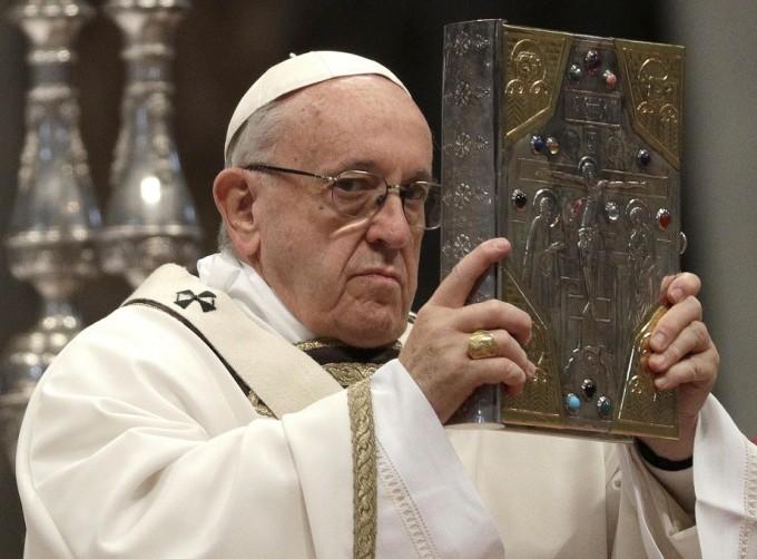 Papa Francisc ar putea primi 1 milion de dolari, dacă devine vegan în Postul Paștelui