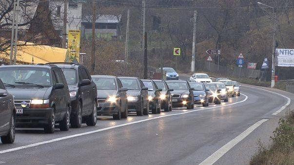 Poliția recomandă ruta alternativă DN 1A Săcele - Cheia - Vălenii de Munte - Ploieşti