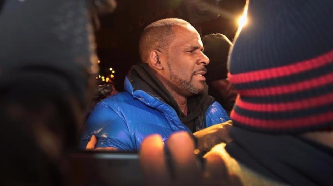 R Kelly riscă între 3 și 7 ani de închisoare