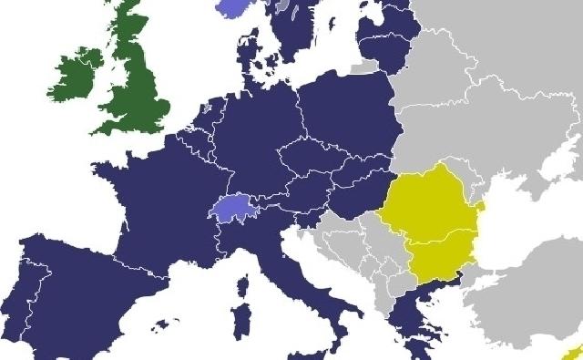 România și Bulgaria sunt recomandate pentru intrarea în Schengen