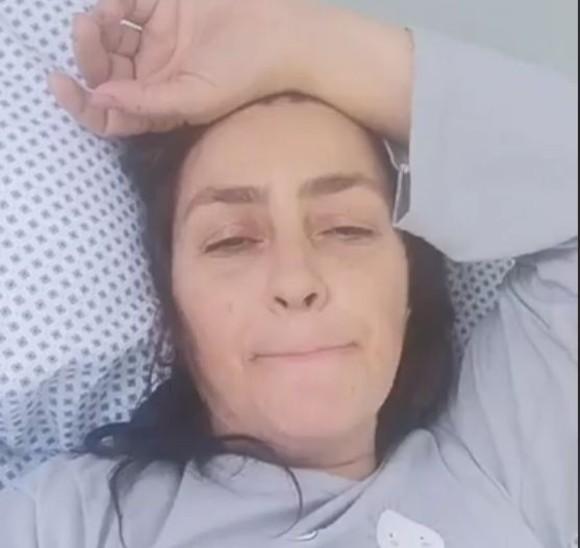 Rona Hartner operatie