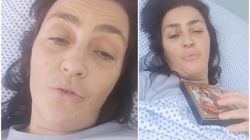 Rona, pe patul de spital! Artista are sute de mesaje de încurajări de la fani