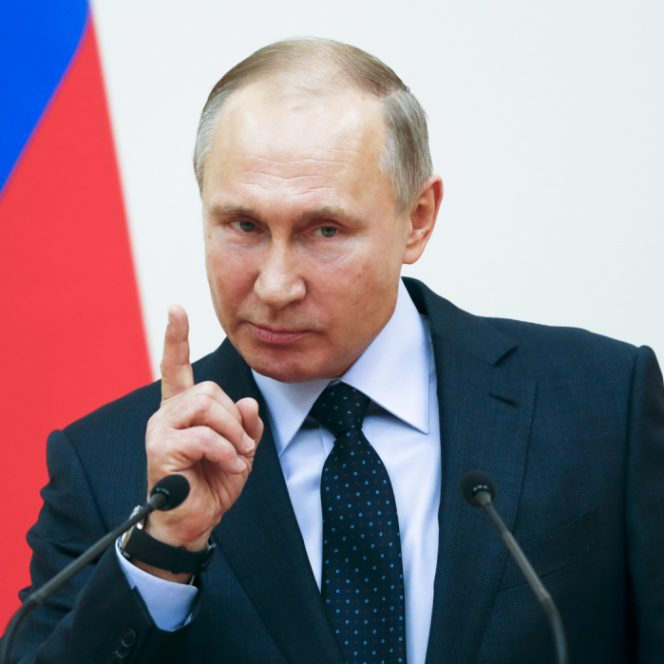 Rusia rupe Tratatul pentru Forţe Nucleare