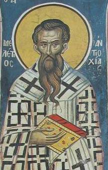 Sfântul părinte Meletie
