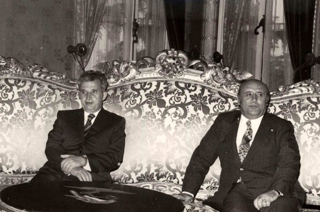Nicolae Ceaușescua scăpat ca prin urechile acului de tentative de omor