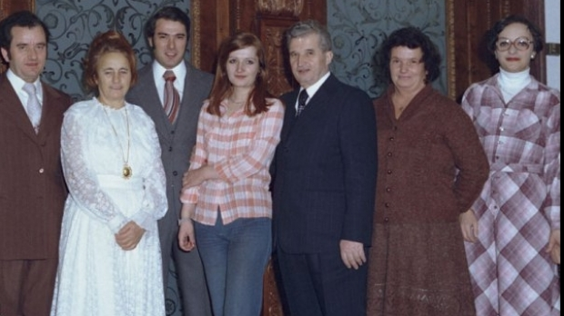 """Familia Ceaușescu pe vremea când """"domnea"""" în Republica Socialistă România și nici prin gând nu le trecea ce sfârșit cumplit vor avea"""