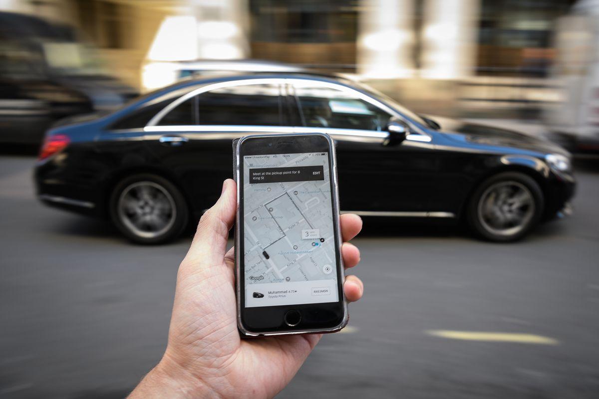 Reacția Uber la protestul taximetriștilor! Mesajul companiei pentru Guvern