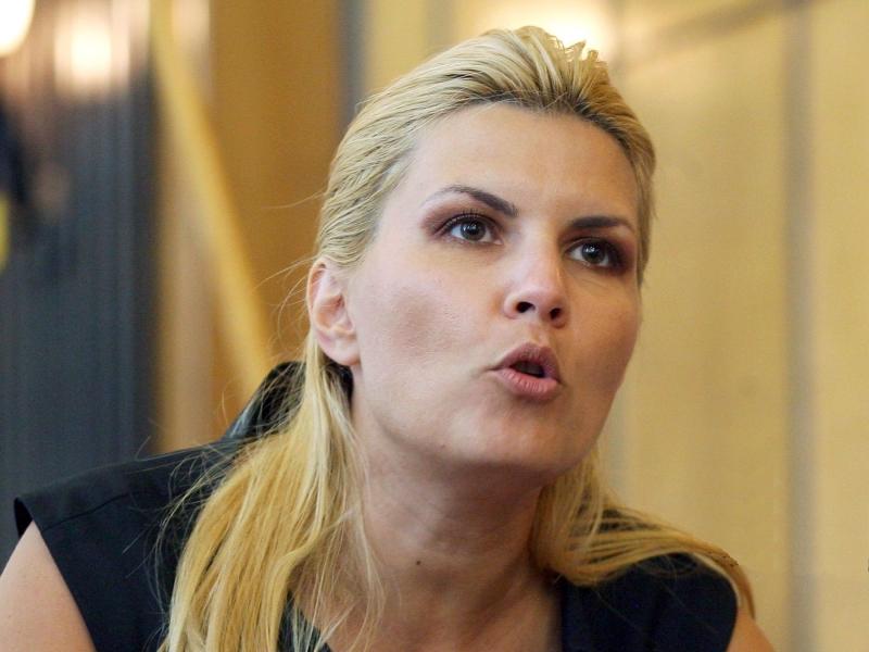 Probleme mari pentru Elena Udrea! Statul i-a închis firma care a lucrat pământurile fiicei lui Traian Băsescu