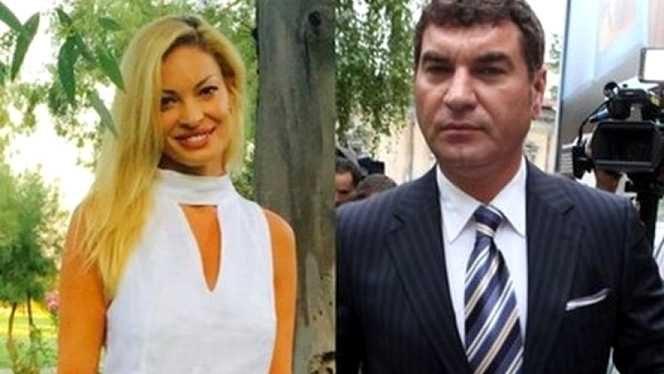 Valentina Pelinel, alături de soțul său, după noua condamnare