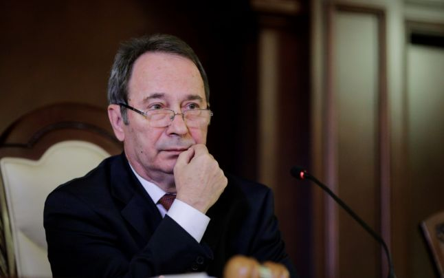 Valer Dorneanu, președinte CCR