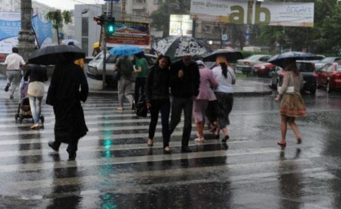Ploi scurte vor veni pe tot parcursul lunii februarie