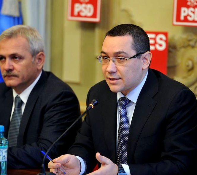 """Victor Ponta recunoaște: """"Eu sunt vinovat pentru Liviu Dragnea!"""" Cum a decurs conflictul dintre ei"""