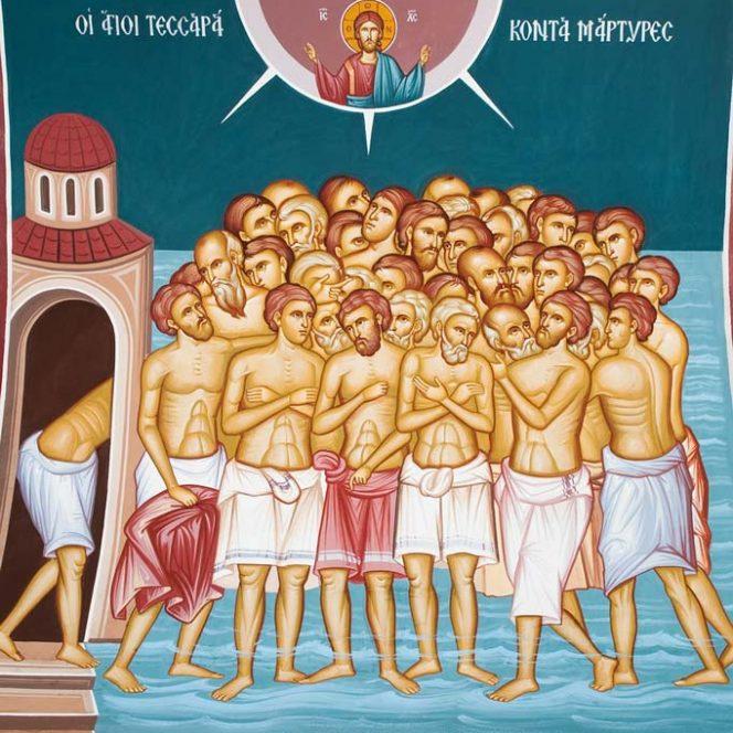Tradiții de ziua celor 40 de sfinți Mucenici!