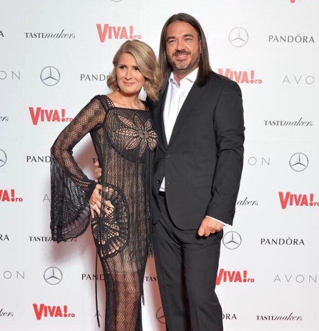 Alessandra Stoicescu și Srgiu Constantinescu s-au căsătorit în 2013