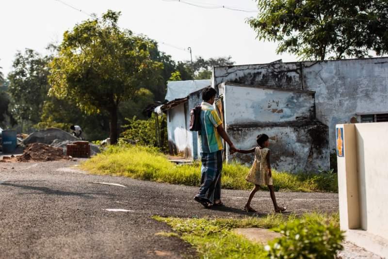 Concurenții au parte de condiții dificile în India
