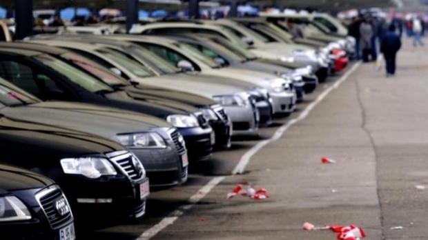 Autoturismele au fost ridicate în urma unor executări silite