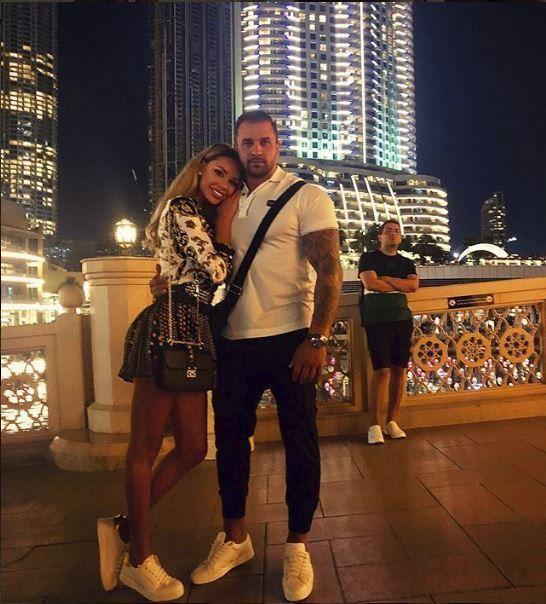 Bianca Drăgușanu și Alex Bodi au petrecut la casino în Hong Kong