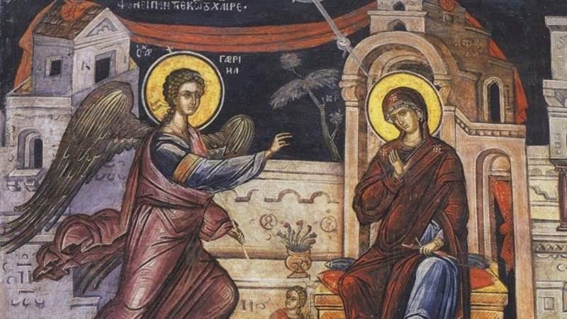 Pe 25 martie, credincioșii sărbătoresc Buna Vestire