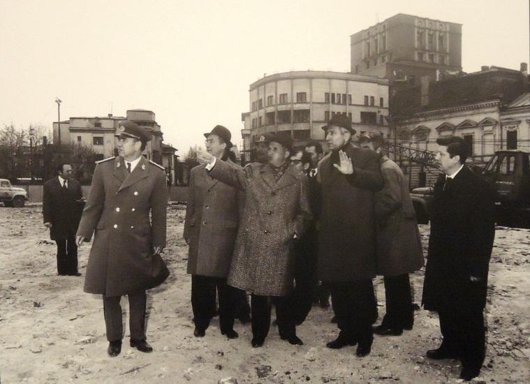 """Cutremurul din 4 martie 1977 i-a """"oferit"""" lui Nicolae Ceaușescu momentul potrivit să pornească împlinirea marelui său vis, sistematizarea Bucureștiului, care a început prin ample demolări și strămutarea a peste 40.000 de oameni"""